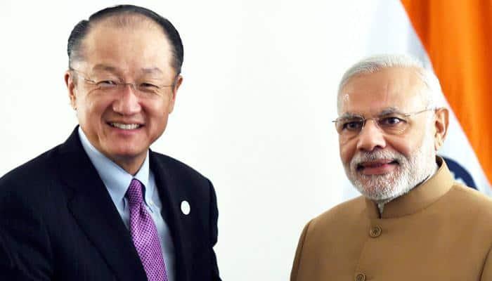India a bright spot, pleased with progress under PM Modi: World Bank chief