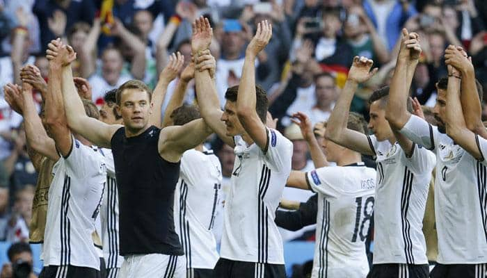 Euro 2016 Quarter-final 3: World champions Germany attempt to throw off Italian shackles