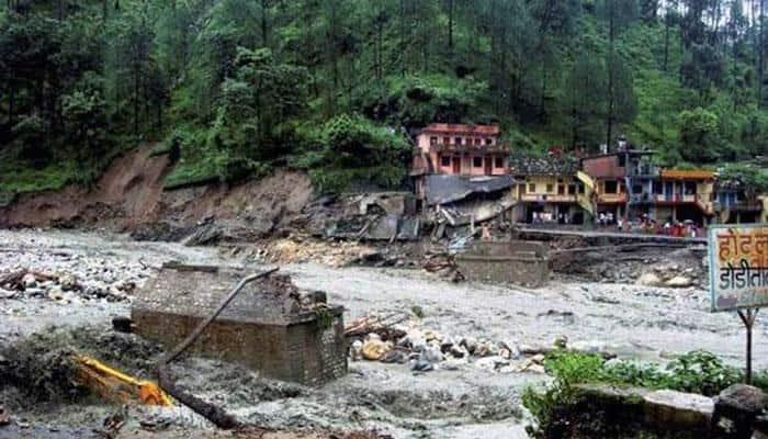 Uttarakhand cloudburst: At least 30 killed, NDRF teams deployed as rescue ops underway