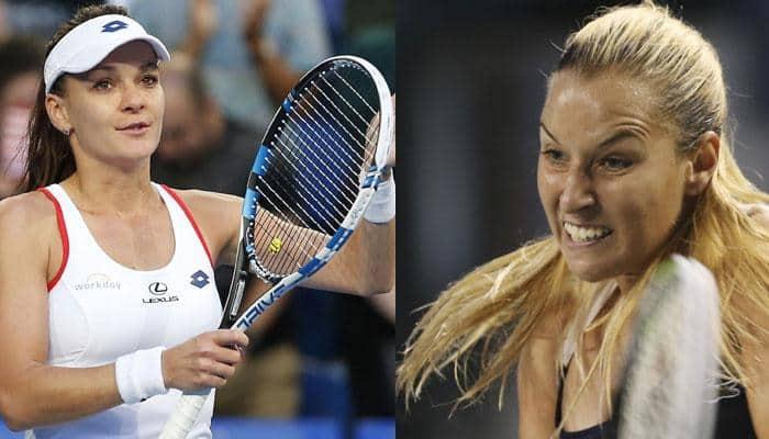 Wimbledon: Dominika Cibulkova's 8-match winning streak to be put to test by Agnieszka Radwanska