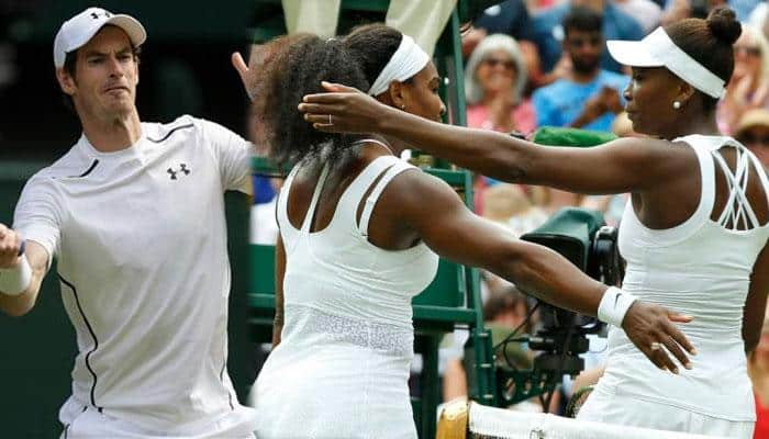 Wimbledon 2016: Andy Murray, Roger Federer advance to quarter-finals; Serena, Venus close in on all-sister final