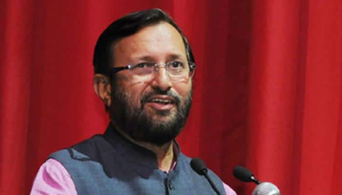 Javadekar gets a promotion after eventful two years in MoEF