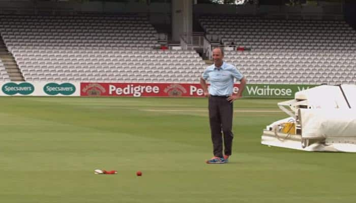 WATCH: Nasser Hussain takes highest catch of all time, enters Guinness World Records