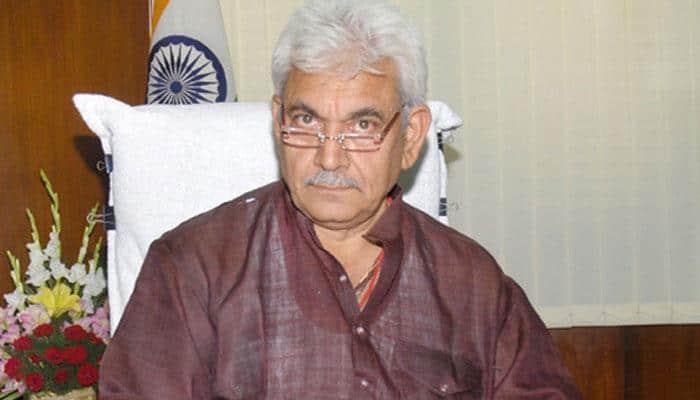 Communications and IT Ministry splits, Manoj Sinha new telecom minister