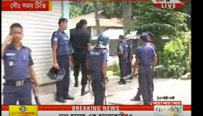 Terror revisits Bangladesh; two policemen killed, one terrorist captured alive
