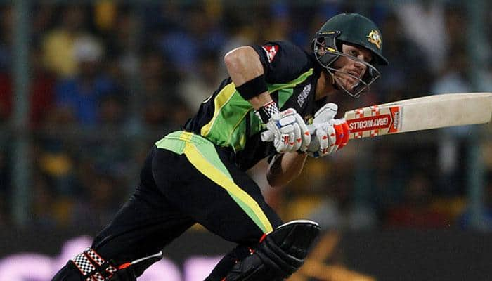 Flat pitches, not bigger bats to be blamed for bowlers' plight: David Warner