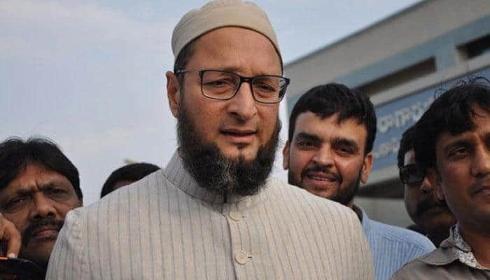 Asaduddin Owaisi calls IS militants `dogs of hell`, urges Muslim youths to live for Islam