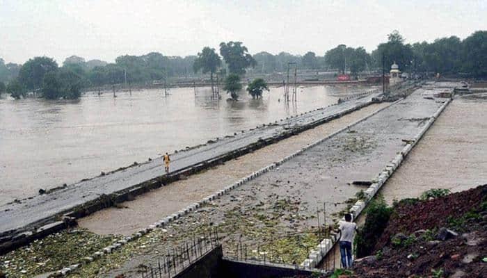 Eleven killed in flash floods in Madhya Pradesh, rescue operations underway