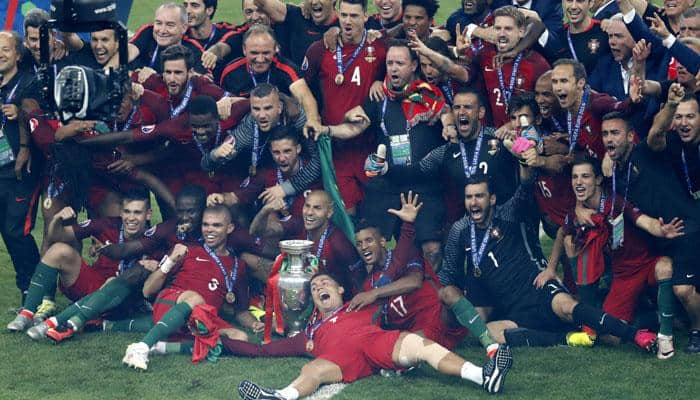 Euro 2016 Final: Portugal vs France — As it happened...