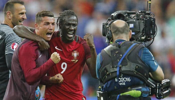 Euro 2016 Final: Cristiano Ronaldo told me I'd score the winner, says Portugal's Eder