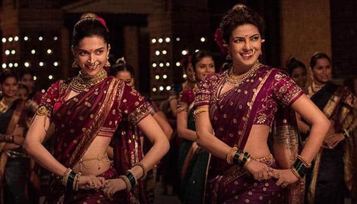 Priyanka Chopra, Deepika Padukone don't share 'Bajirao Mastani' sourness in real life