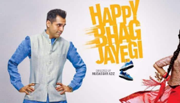 Poster alert! Ali Fazal's first look in 'Happy Bhag Jayegi' revealed—See pic