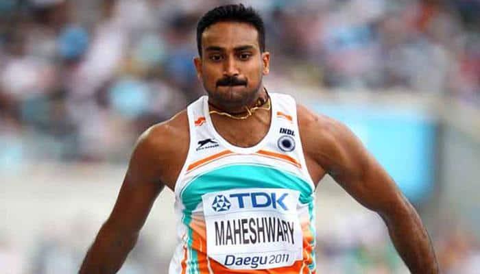 Three more athletes, including Renjith Maheswary, qualify for 2016 Rio Olympics