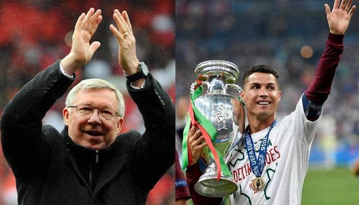 Cristiano Ronaldo is a special footballer of his generation: Alex Ferguson
