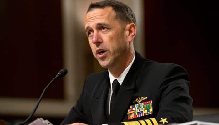 US, Chinese naval commanders to meet amid tensions