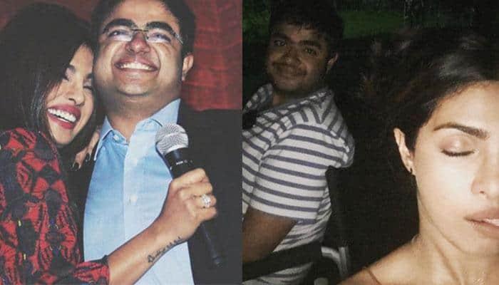 Priyanka Chopra's brother in trouble; eatery raided, hookah apparatus seized