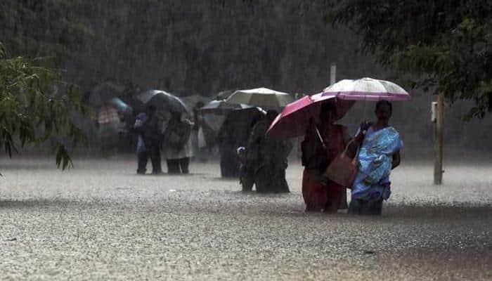 Heavy rains lash most parts of Uttarakhand, normal life hit