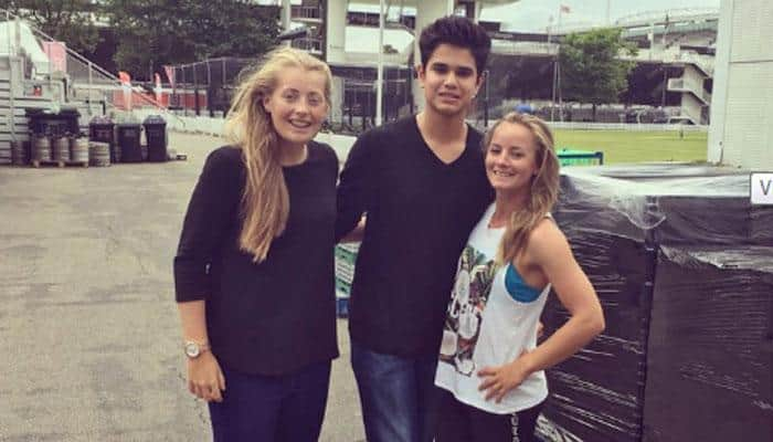 PHOTOS: Living life king size! Here's what Arjun Tendulkar is up to in London