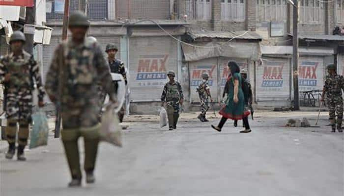 Curfew, separatist called shutdown continues for 11th day in Kashmir