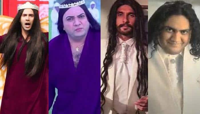 Ranveer Singh, Varun Dhawan share LOL moment courtesy Pakistani singing 'sensation' Taher Shah
