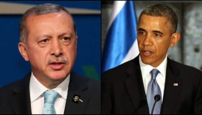 Obama, Erdogan discuss status of cleric Gulen in call