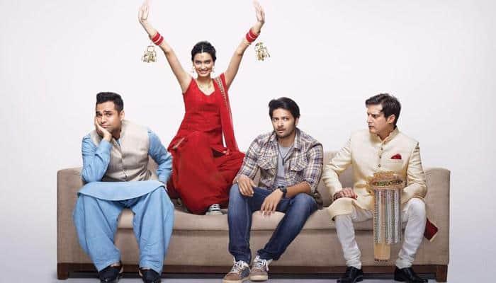 'Happy Bhag Jayegi' trailer: Diana Penty as runaway bride will win your heart!