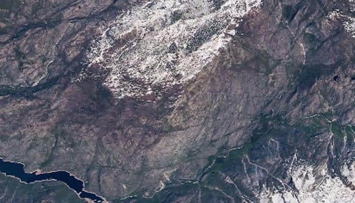 Watch this beautiful video of Grand Canyon of Tuolumne River from space!