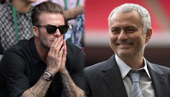 Jose Mourinho's appointment as Manchester United coach is a great move, he knows how to win titles: David Beckham