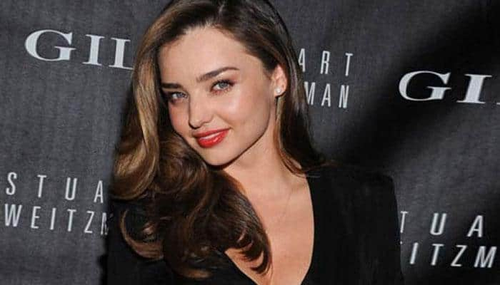 Miranda Kerr just said 'yes' to Snapchat co-founder Evan Spiegel