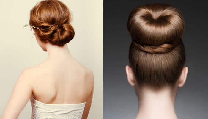 Have you tried the bow bun as yet? Watch video to learn the styling right