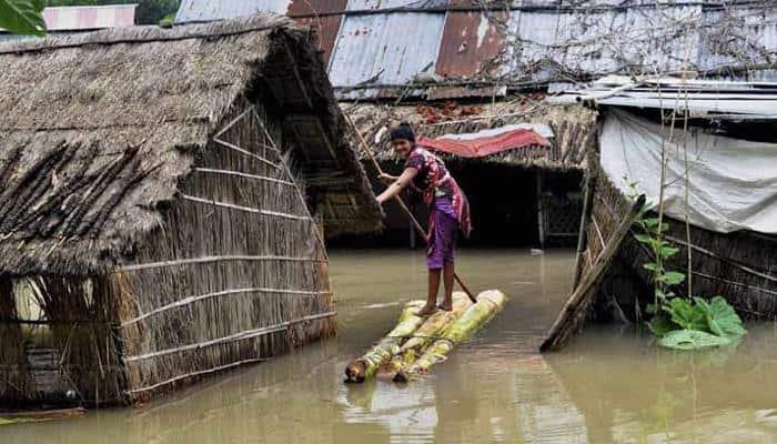 Flood alert: Situation remains grim in Assam, Arunachal, railways affected in Bihar