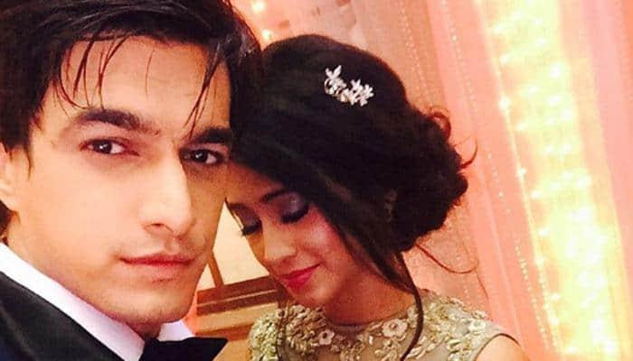 Yeh Rishta Kya Kehlata Hai: 'Naira' Shivangi Joshi & 'Kartik' Mohsin Khan in love?