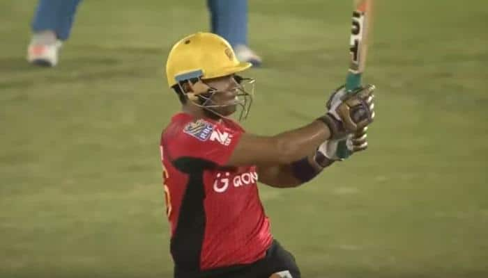 WATCH: PURE CLASS! Umar Akmal hits three consecutive sixes in game-changing knock