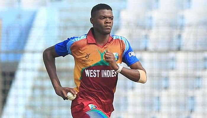 West Indies vs India: Uncapped Alzarri Joseph to join Jason Holder & Co for 2nd Test