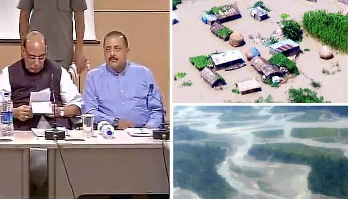 Assam flood situation grim, 29 dead, 36 lakh people affected; Centre announces compensation