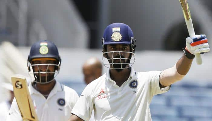 West Indies vs India, 2nd Test, Day 2: KL Rahul ton helps visitors take lead