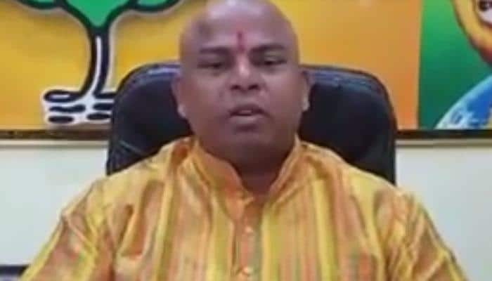 BJP MLA Raja Singh backs cow vigilantism, says those who eat beef must be punished