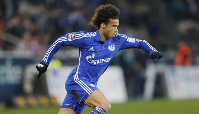 Manchester City sign Leroy Sane from Schalke on five-year deal
