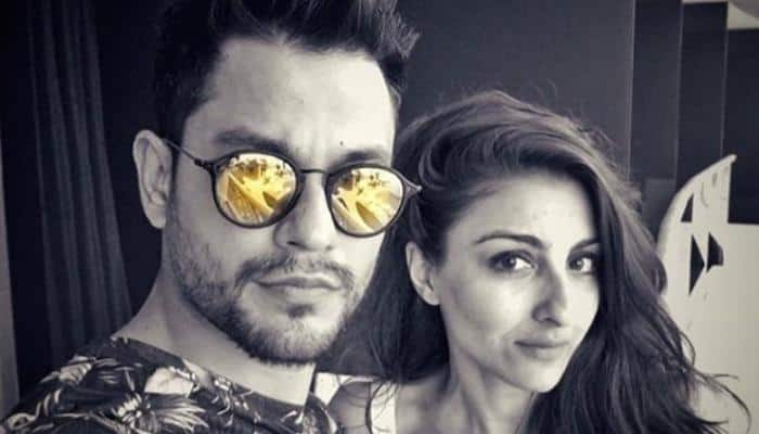 Soha Ali Khan's lip-lock with hubby  Kunal Kemmu will give you major relationship goals! – Pic inside