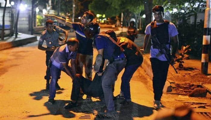 Briton arrested over deadly Dhaka cafe siege