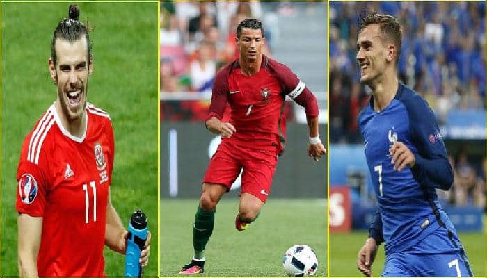 No Lionel Messi! Cristiano Ronaldo, Gareth Bale and Antoine Griezmann vie for UEFA Best Player in Europe Award