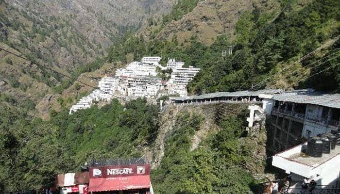 J&K: Four Vaishno Devi pilgrims killed after landslide near Ardhkuwari temple