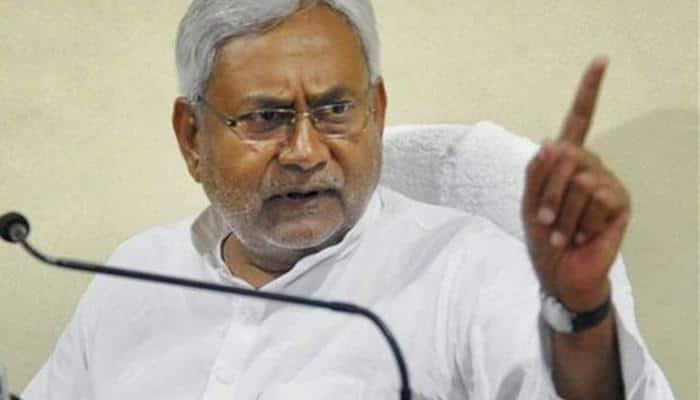 If you love gai, nilgai so much, keep them at shakhas: Nitish Kumar to RSS, BJP