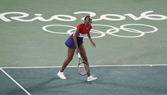 Rio Games 2016: Former champion Venus Williams knocked out in major upset