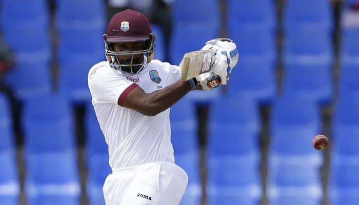India's tour of West Indies: Shai Hope replaces Rajendra Chandrika for third Test