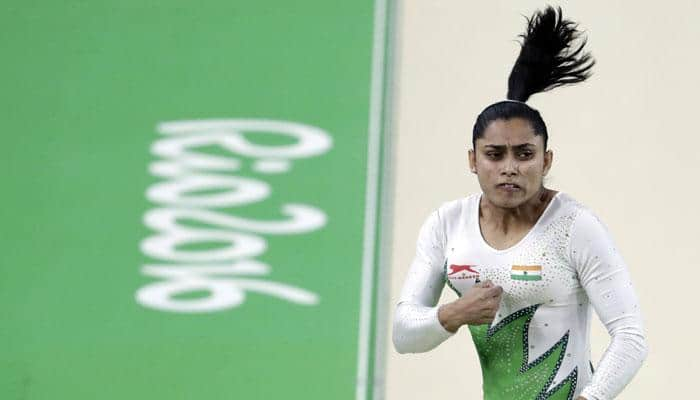 Vault specialist Dipa Karmakar makes history at 2016 Rio Olympics; becomes first Indian gymnast to qualify for apparatus finals