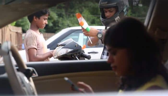 Must watch — Respect our national flag, don't buy if you cannot handle it