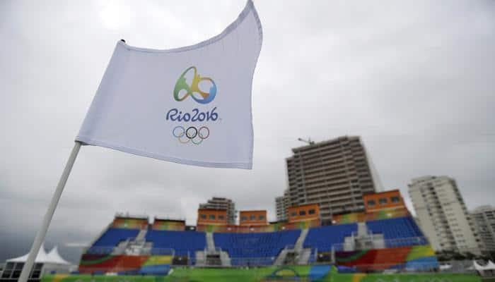 Elite officers guarding Rio Olympics shot in slum