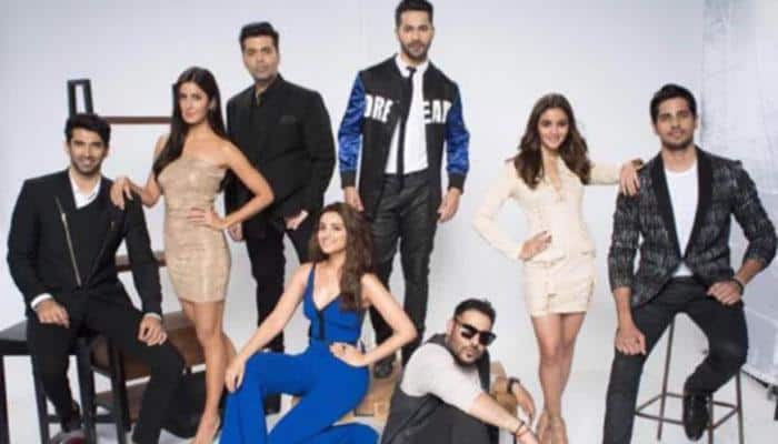 Whoa! Bollywood 'Dream Team' starts its journey to the Unites States - Watch video