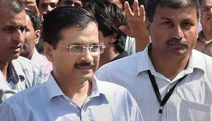 Kejriwal makes first public appearance after returning from Dharmasala, vows to fight for Delhi statehood